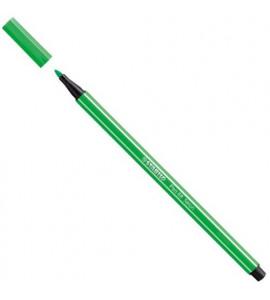 Caneta Stabilo 68 033 Verde Neon