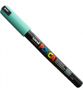 Caneta Posca Uni Ball PC-1MR Verde Pastel