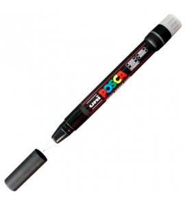 Marcador Posca Brush Pen PC-350 Preto