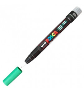 Marcador Posca Brush Pen PC-350 Verde