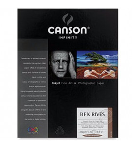Papel Fotográfico BFK Rives 310g/m² A3+ 25 Folhas
