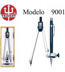 Compasso Técnico TRIDENT 9001 com Adaptador Universal