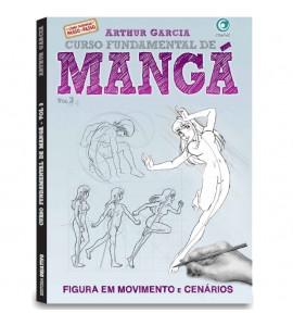 Curso Fundamental de Mangá VOL III - Arthur Garcia