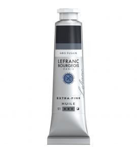 Tinta Óleo Extra Fine L&B 40ml S1 805 Charcoal Grey