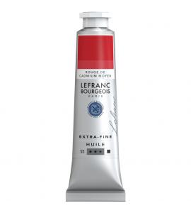 Tinta Óleo Extra Fine L&B 40ml S5 417 Cadmium Red Medium
