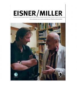 Will Eisner e Frank Miller Entrevista por Charles Browntein