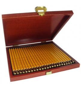 Estojo Lápis Para Desenho Koh I Noor 1504MD