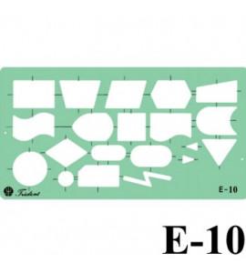 Gabarito de Eletrônica Trident Eletricidade E10