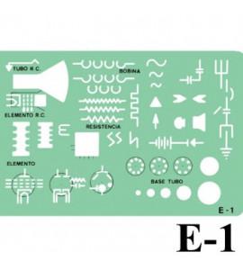 Gabarito de Eletrônica Trident Eletricidade E01