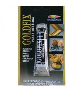 Goldfix Pasta Metálica Corfix Ferro 20ml