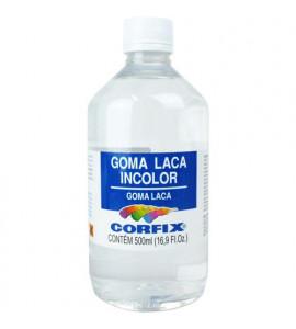 Goma Laca Incolor 500ml Corfix