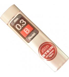 Grafite Pentel AIN STEIN 0.3mm B