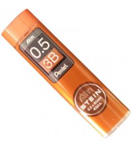 Grafite Pentel AIN STEIN 0.5mm 3B
