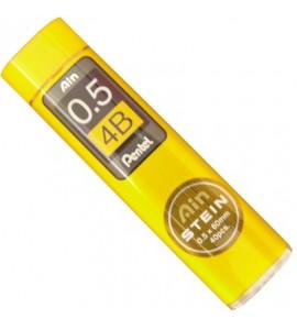 Grafite Pentel AIN STEIN 0.5mm 4B