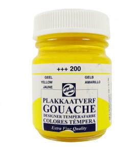 Tinta Guache Talens 50ml 200 Amarelo