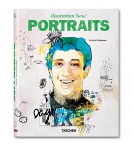 Illustration Now Portraits - Ed. Julius Wiedemann