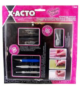 Conjunto de Estiletes Scrapbook X ACTO x5096
