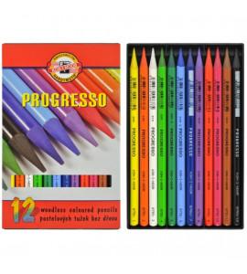 Lápis Integral Koh-I-Noor 12 Cores