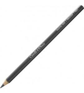Lápis Pastel Seco Conté 033 Cinza Escuro
