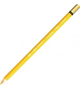 Lápis  de Cor Aquarelável Mondeluz 44 Naples Yellow