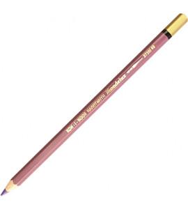 Lápis  de Cor Aquarelável Mondeluz 49 Permanent Violet