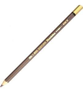 Lápis  de Cor Aquarelável Mondeluz 51 Delfit Blue