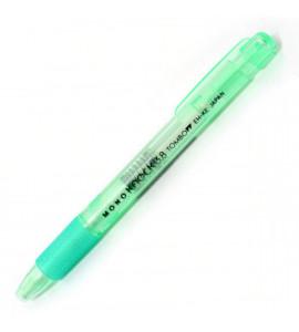 Lapiseira Borracha MONO Knock 3.8 Verde