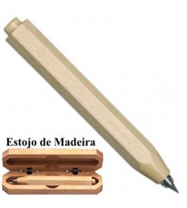 Lapiseira em Madeira  Tom Claro 3.15mm Worther EM