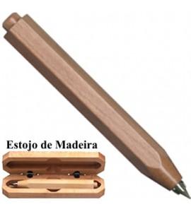 Lapiseira em Madeira  Tom Escuro 3.15mm Worther EM
