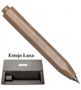 Lapiseira em Madeira Tom Médio 3.15mm Worther EL