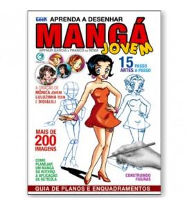 Aprenda a Desenhar Mangá Jovem