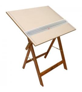 Mesa Para Desenho com Régua Paralela 4830 PA-100 Trident