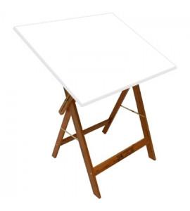 Mesa Para Desenho 4830 Tampo BP-100 80x100cm Trident
