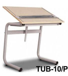 Mesa Para Desenho com Régua Paralela Tub 10/ P PA-80 Trident