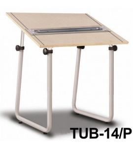 Mesa Para Desenho com Régua Paralela Tub 14/ P PA-80 Trident