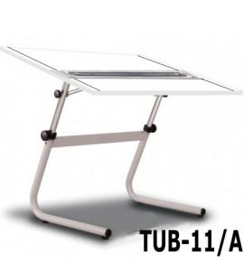 Mesa Para Desenho com Régua Paralela Tub 11/A BP-100 Trident