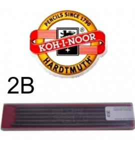 Grafite Koh-I-Noor 2.0mm 2B 4190
