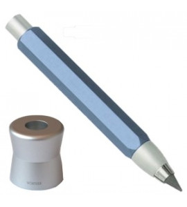 Lapiseira Portaminas Worther Compact Cinza 5.6mm