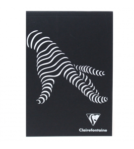 Bloco Sketchbook Creation A4 Capa Preto Clairefontaine