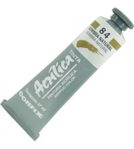 Tinta Acrílica Corfix 37ml 084 Sombra Natural