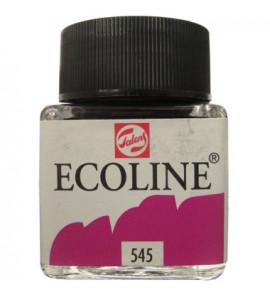 Tinta Ecoline Talens 30ml 545 Red Violet