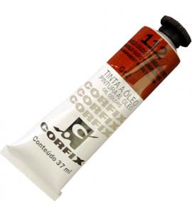Tinta a Óleo Corfix 37ml 112 Amarelo Óxido Transparente G2