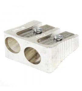 Apontador de Lápis Duplo M+R 0212 – 2 Orifícios