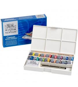 Tinta Aquarela Winsor & Newton Cotman Deluxe Sketchers