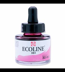 Tinta Ecoline Talens 30ml 361 Light Rose