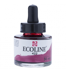 Tinta Ecoline Talens 30ml 422 Brun Rouged
