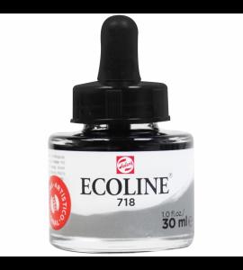 Tinta Ecoline Talens 30ml 718 Warm Grey