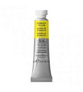 Tinta Aquarela Profissional Winsor & Newton Tubo 5ml S3 025 Bismuth Yellow