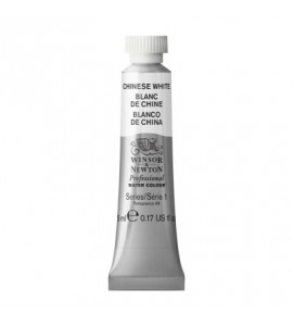 Tinta Aquarela Profissional Winsor & Newton Tubo 5ml S1 150 Chinese White