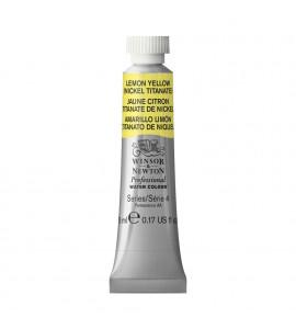 Tinta Aquarela Profissional Winsor & Newton Tubo 5ml S4 347 Lemon Yellow